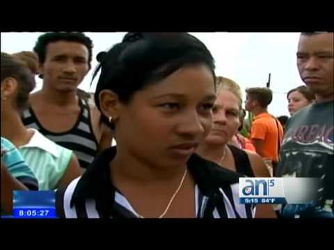 Matthew daña en Maisí más del 90% de las viviendas - América TeVé