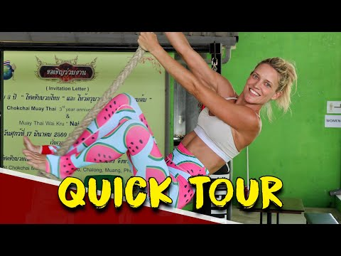 WELCOME TO FITNESS STREET PHUKET (QUICK TOUR)