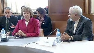 Nucléaire iranien : l'espoir d'un accord aujourd'hui à Genève