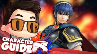 Game | 【Guide】Smash Bros Wii U Marth Character Guide ZeRo Subs Esp | 【Guide】Smash Bros Wii U Marth Character Guide ZeRo Subs Esp
