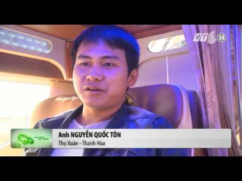 VTC14_Khám phá xe khách 7 tỷ đồng tại Việt Nam