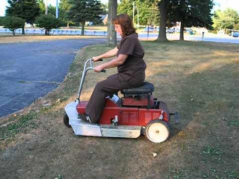 Help Craftsman Antique Riding Mower Still Running With Year