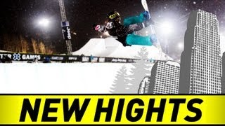 Elena Hight | New Hights | Ep 2 X Games