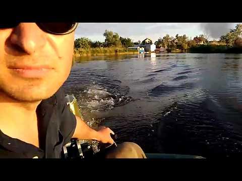 Лодочный мотор салют 2 э видео обзор