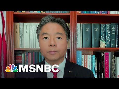 Rep. Ted Lieu: 'We're Seeing The Political Awakening Of Asian-American Community'   Deadline   MSNBC