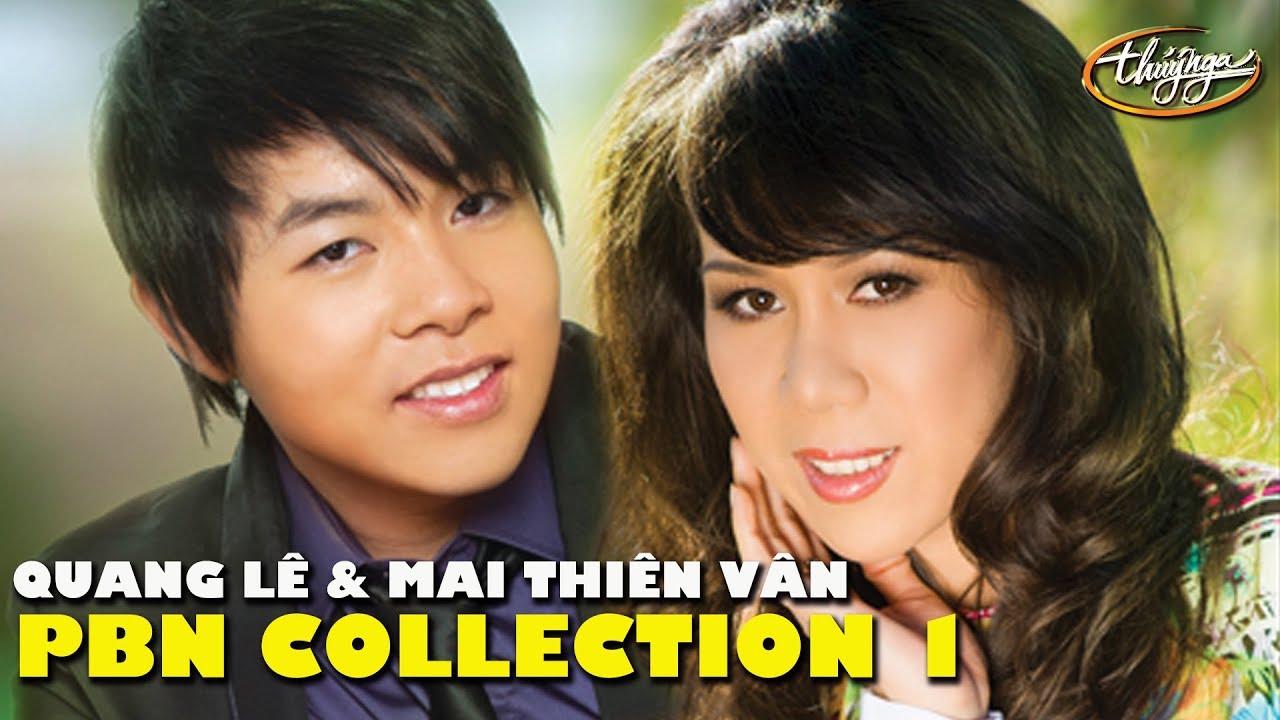 Best of Quang Lê & Mai Thiên Vân – Paris By Night Collection 1
