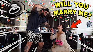 WILL YOU MARRY ME??? (PRANK)