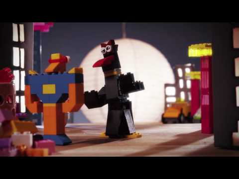The Superhero - LEGO Classic - Creative Storytelling