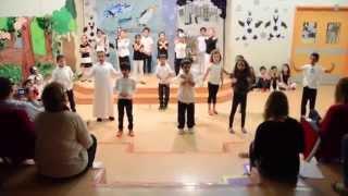 International School of London, Qatar - Grade 1 Show - Part 2