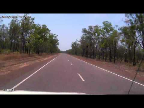 Video 229-Arnhem Highway-Mary River to the Two Mile Hole T/O