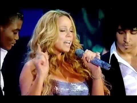 RARE HD Mariah Carey We Belong Together Swarovski Fashion Rocks 2005