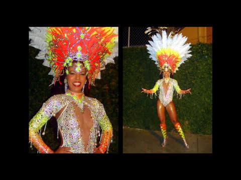 Atelie De Fantasias Carnaval Passistas E Mulatas Mgsambashow Youtube