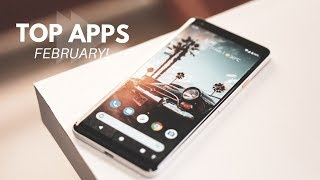 Top 10 Best Android Apps - February 2019
