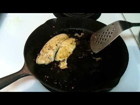 Weight Watchers Recipe - 4 P+ Orange Jerk Tilapia