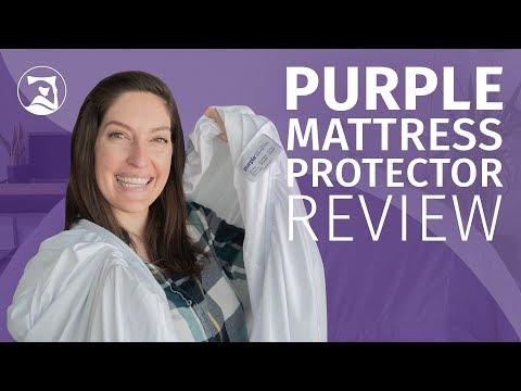 Purple Mattress Protector Review – 2019 Update!