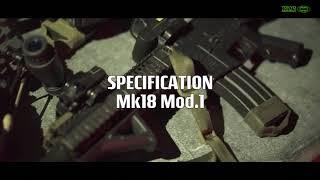 �京マルイ�次世代電動ガン】Mk18 Mod.1(第58回全日本模型ホビーショー)