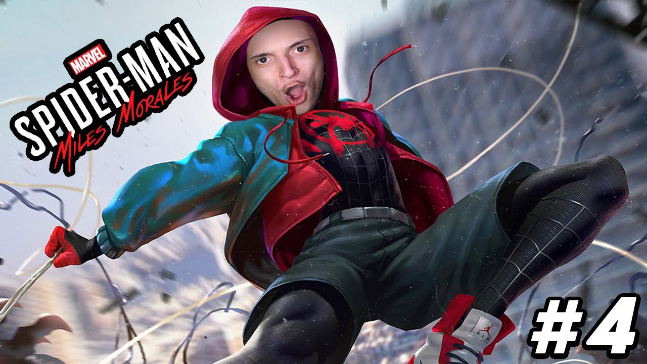 Download PHIN SCOPRE LA VERITA'   SPIDER-MAN MILES MORALES #4 [PS5 GAMEPLAY]