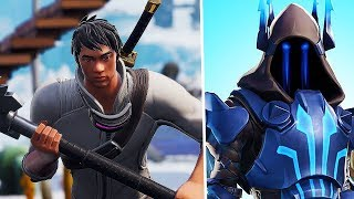Fortnite-NEW SEASON 7!! NEW PLANES!! CHRISTMAS SPECIAL MAP! NEW BATTLE PASS SKINS