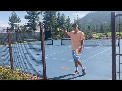 Spec Tennis Quick Tip: Serving & Scoring