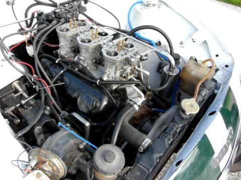 Hqdefault on Ford Cologne V6 Engine