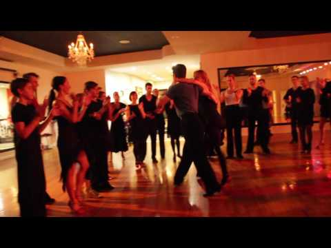 Jake Davies and Alyona Kalinina NYDF Dance Camp