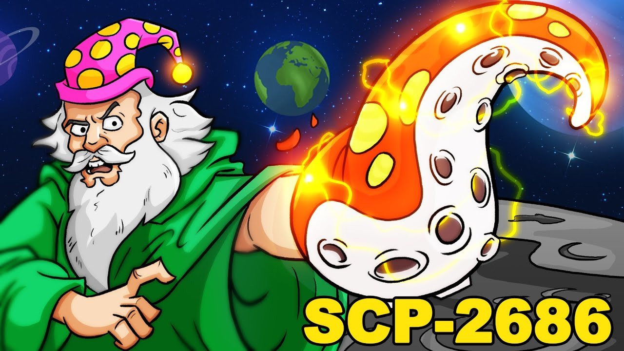The Moon Wizard - SCP-2686 (SCP Animation)