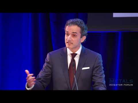 Metals Investor Forum, January 2018: Uranium Energy Corp. (Amir Adnani)