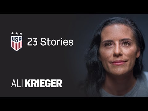 One Nation. One Team. 23 Stories: Ali Krieger
