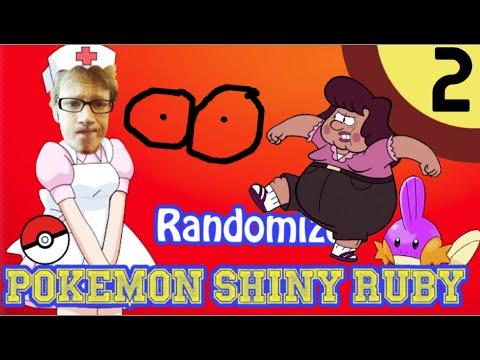 Borsten Feminist - Pokémon Shiny Ruby Randomizer Deel 2