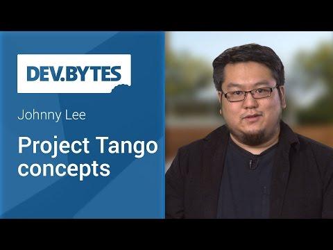 Project Tango concepts - DevBytes