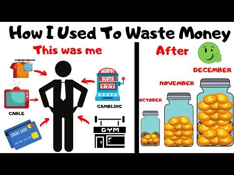 7 Things I Will NEVER Spend Money On Again - HOW TO PRACTICALLY SAVE MORE MONEY
