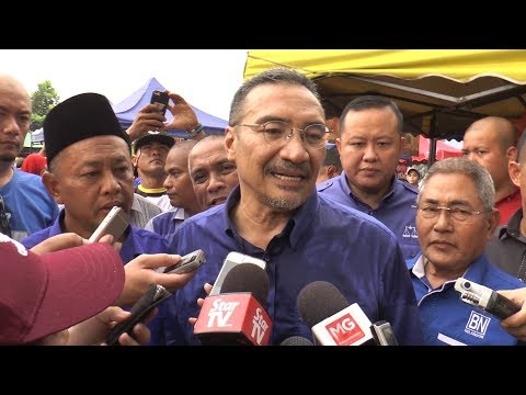 Hisham: PAS support remains strong in Semenyih, polls results more important