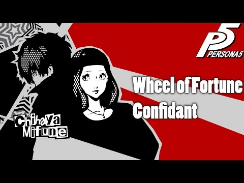 Persona 5 - Chihaya Mifune Confidant (Complete)