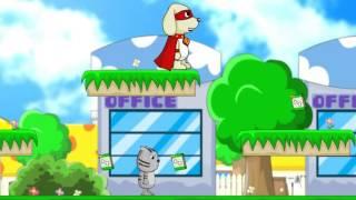 Super Doggy (Бродилки для девочек: Супер собака) - прохождение игры