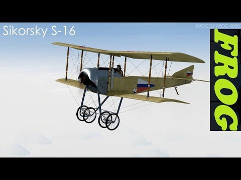 WW1 aircrafts review and dive tests (Rise of Flight)