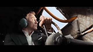 James Bond - Những màn rượt đuổi trên không đầy kịch tính