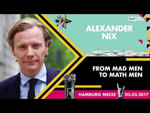 Alexander Nix, CEO, Cambridge Analytica - Online Marketing R