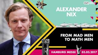 Alexander Nix, CEO, Cambridge Analytica - Online Marketing Rockstars Keynote | OMR17