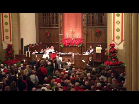 Christmas Eve Candlelight Service 2013