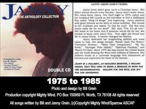 Janny Grein ~ More Than Conquerors / Count It All Joy [HQ] Anthology Collection