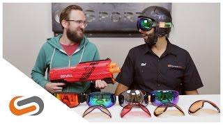 Snow Goggle Test: Fastest Interchangeable Lenses | SportRx