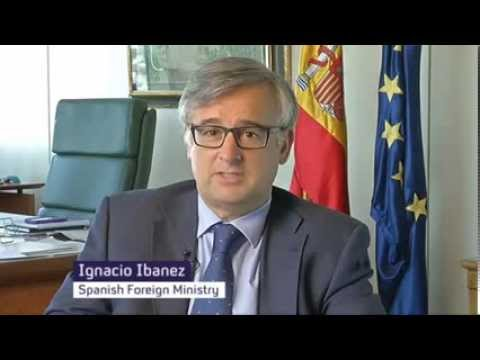 Channel 4 interviews Spanish Foreign Affairs DG about Gibraltar 13/08/13