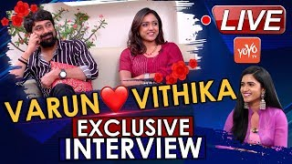 LIVE: Hero Varun Sandesh and Vithika Exclusive Interview | Tollywood Celebrities Interviews |YOYO TV