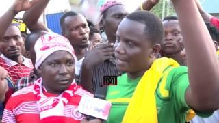 Walichozungumza Mashabiki baada ya mchezo Simba Vs Yanga