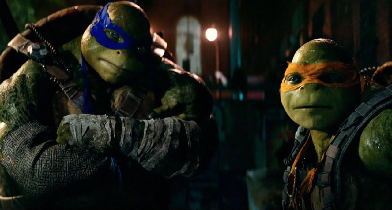Teenage Mutant Ninja Turtles 2 2016 Cast Tv Spot Paramount