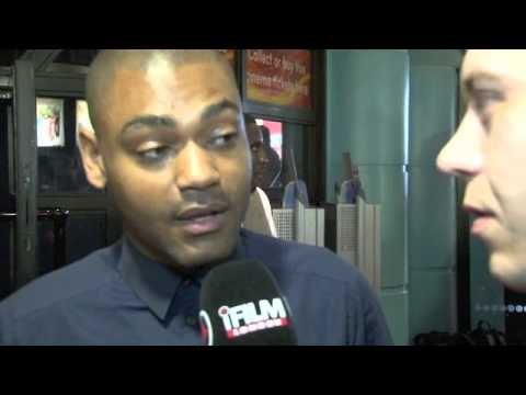 KANO INTERVIEW FOR iFILM LONDON / THE MAN INSIDE - OFFICIAL PREMIERE