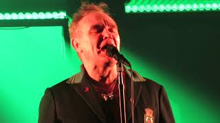 Morrissey - Speedway - LIVE 6th Row Denver, CO 20NOV17