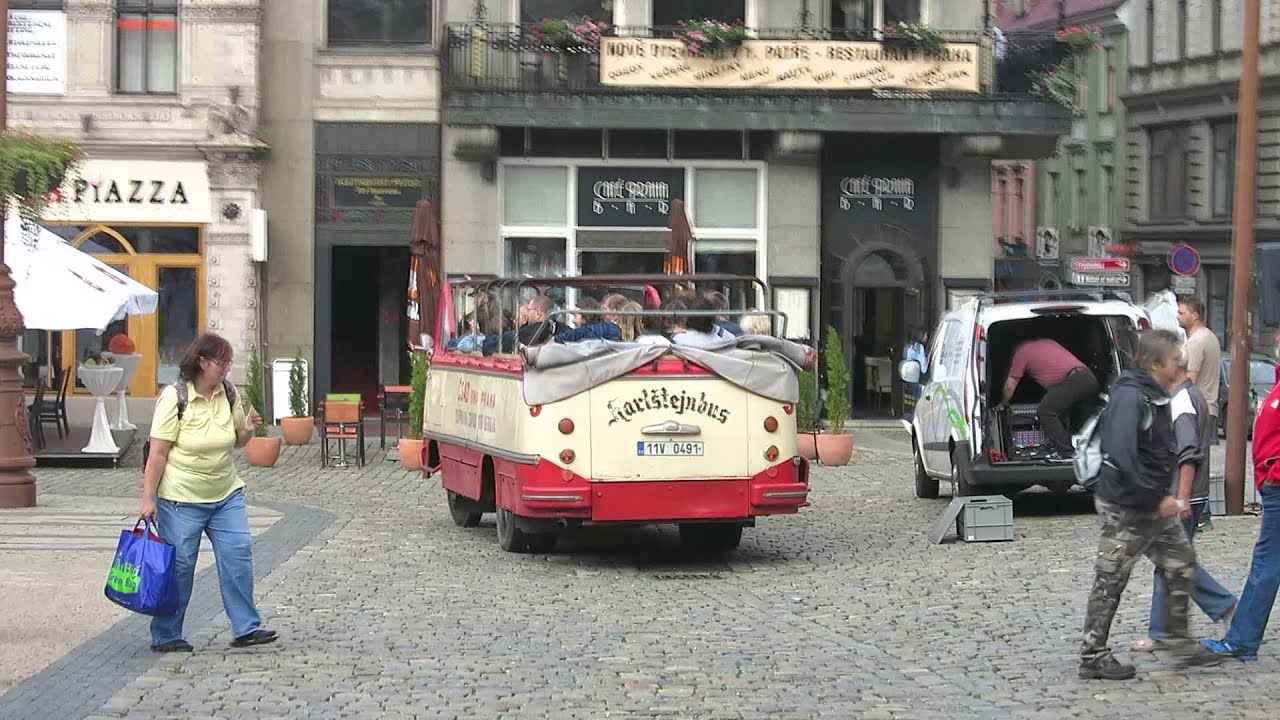 robur lo 2500 bus cabrio karlstejnbus youtube. Black Bedroom Furniture Sets. Home Design Ideas