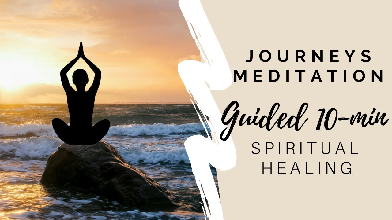 10 Minute Guided Meditation | Connect With Your Inner ...
