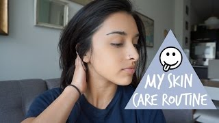 My Skin Care Routine + How I Banished Breakouts